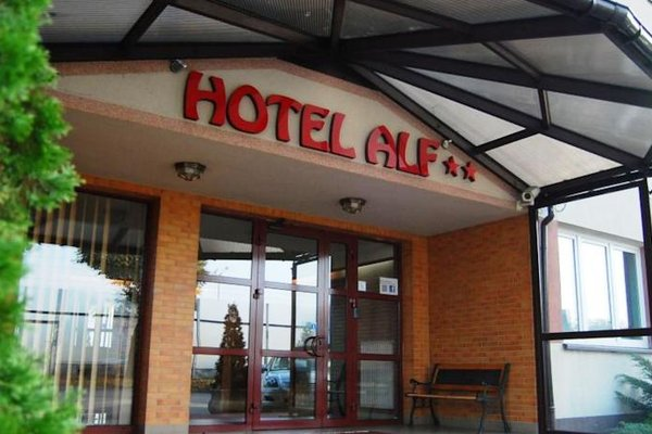 Hotel Alf - фото 22