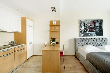 Angel City Center Krakow Aparthotel - фото 4