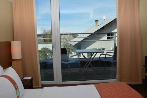 Holiday Inn Salzburg City - фото 22
