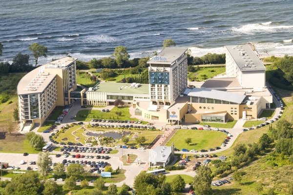 City Apartments Arka Spa - фото 50