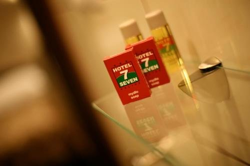 Hotel Seven 7 - фото 15