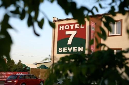 Hotel Seven 7 - фото 23