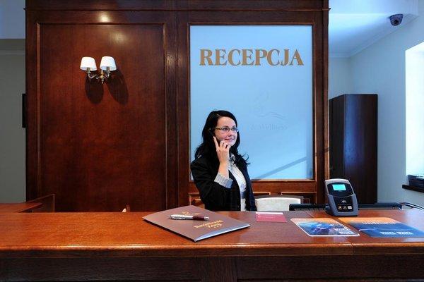 Hotel Kazimierski Zdroj - фото 18