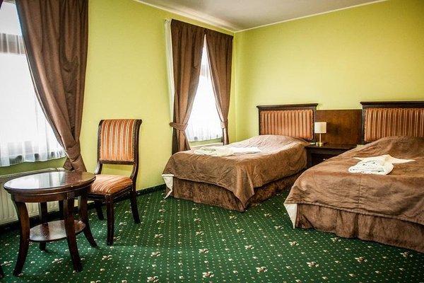 Hotel Villa - фото 1