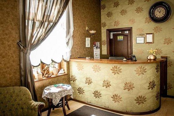 Hotel Villa - фото 12
