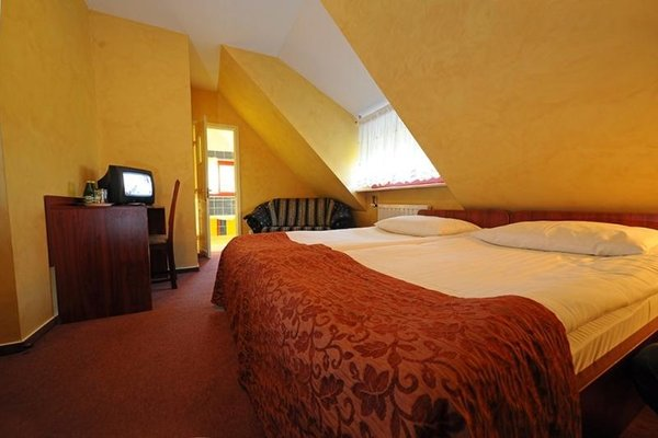 Hotel Podjadek - фото 1