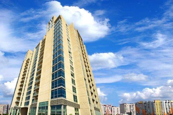 Abidos Hotel Apartment Dubai Land - фото 34