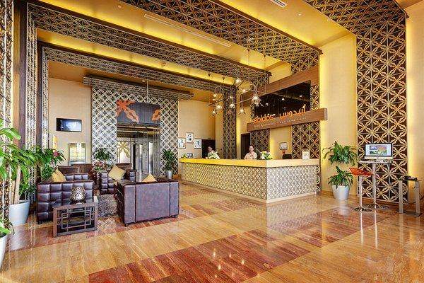 Abidos Hotel Apartment Dubai Land - фото 14