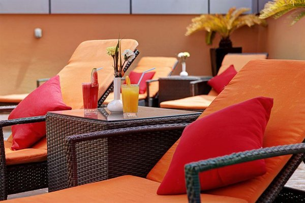 Abidos Hotel Apartment Dubai Land - фото 17