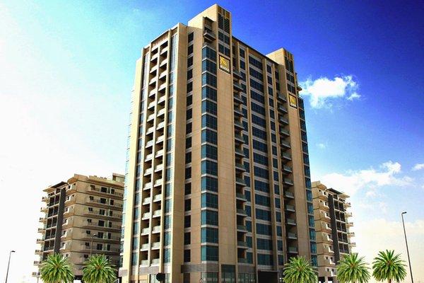 Abidos Hotel Apartment Dubai Land - фото 22
