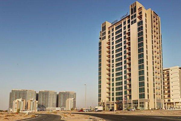 Abidos Hotel Apartment Dubai Land - фото 23