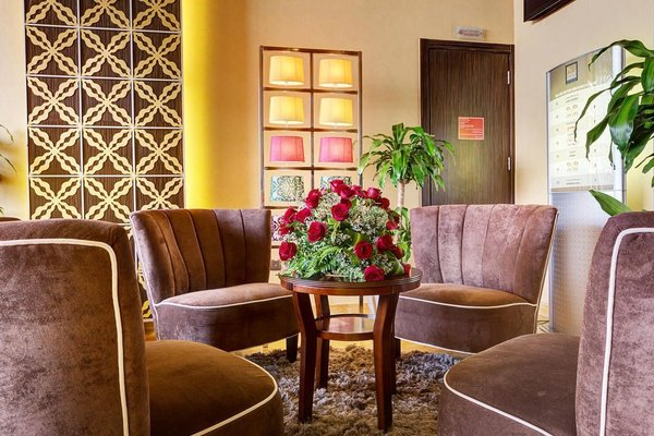 Abidos Hotel Apartment Dubai Land - фото 4
