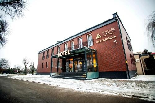 Hotel Arsenal - фото 18