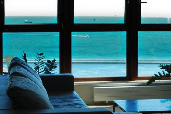 Apartament Nordic Sea Towers - фото 10