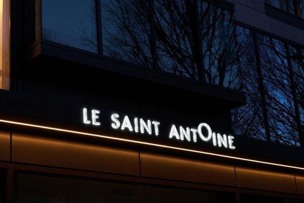 BW Premier Collection Le Saint Antoine Hotel et Spa - фото 15