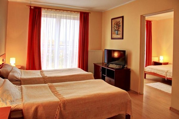 Apartamenty & Restauracja Janus - фото 1