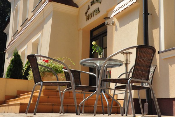 Hotel Pod Filarami - фото 19