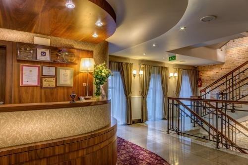 Hotel-Restauracja Platan - фото 14