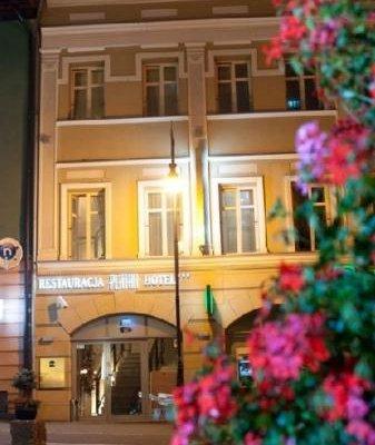 Hotel-Restauracja Platan - фото 23