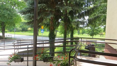 Hotel Gromada Busko Zdroj - фото 19