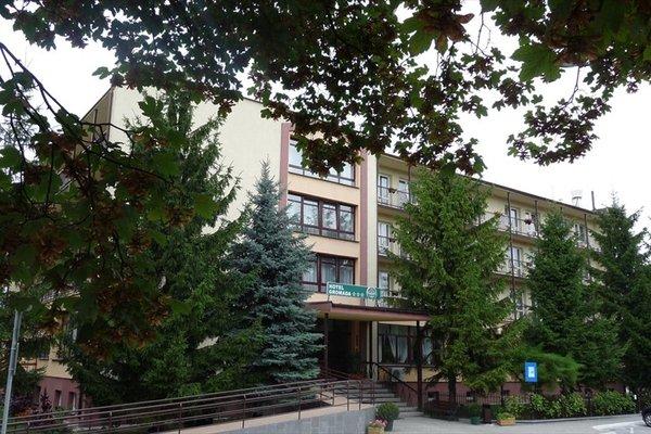 Hotel Gromada Busko Zdroj - фото 22