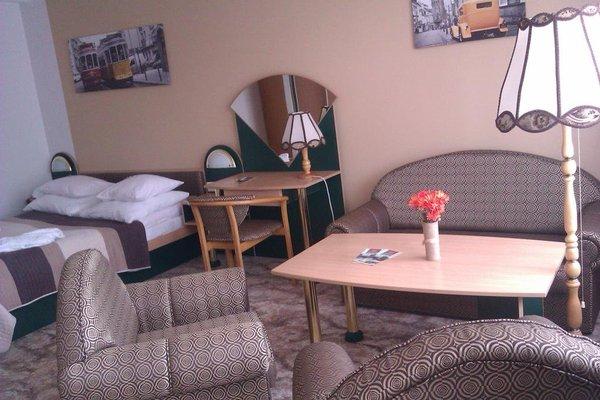 Hotel Gromada Busko Zdroj - фото 7