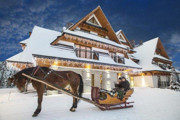 Hotel Zbojnicowka - фото 15