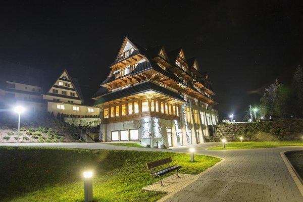 Hotel Zbojnicowka - фото 16