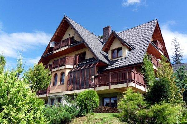 Dom Z Witrazami - фото 21