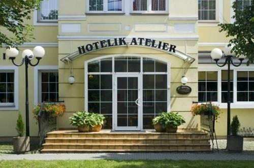Hotelik Atelier - фото 12