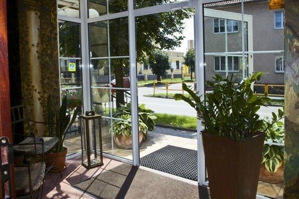 Hotelik Atelier - фото 9
