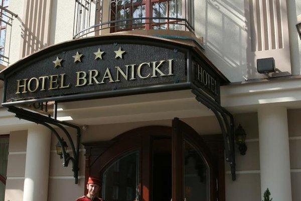 Hotel Branicki - фото 21