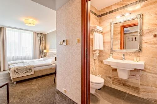 Hotel Podlasie - фото 10