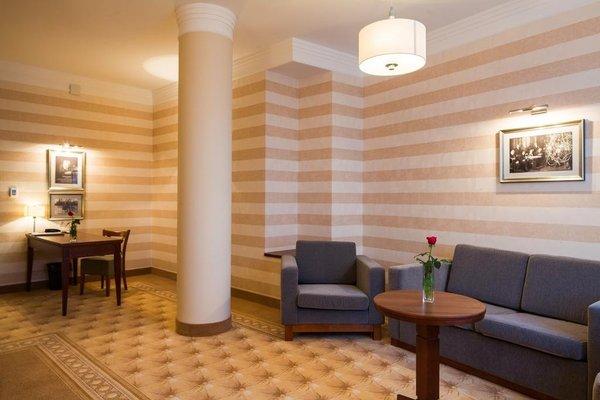 Hotel Esperanto - фото 12
