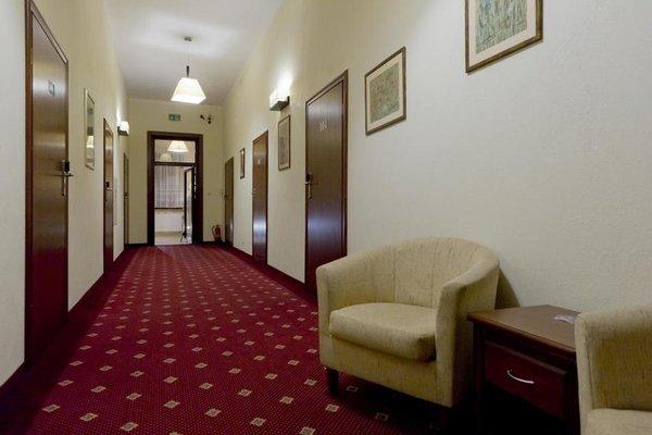 Hotel Osjann - фото 8