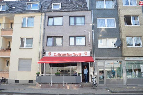 Zollstocker Treff Gastehaus Pension - фото 1