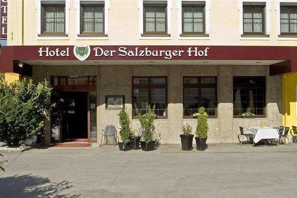 Hotel-Annex Der Salzburger Hof - фото 21