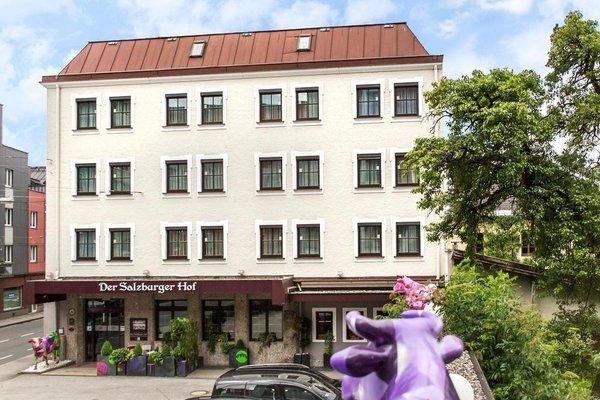 Hotel-Annex Der Salzburger Hof - фото 22