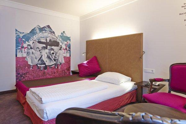 Hotel-Annex Der Salzburger Hof - фото 5