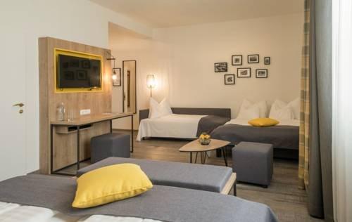 Hotel-Annex Der Salzburger Hof - фото 8