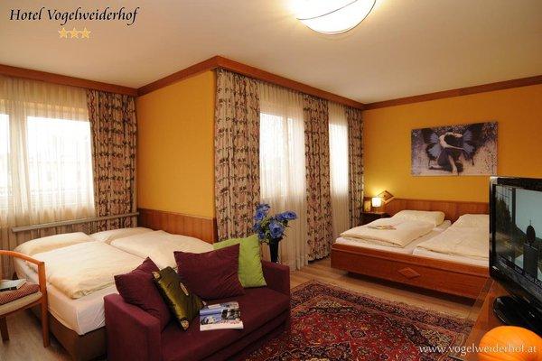 Hotel Vogelweiderhof - фото 1