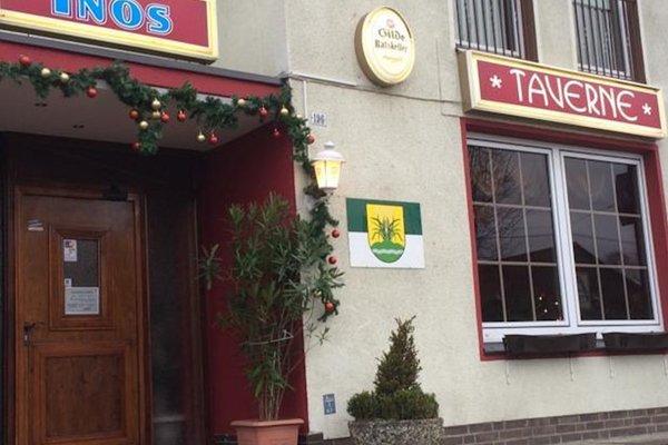 Hotel Taverne Inos - фото 21
