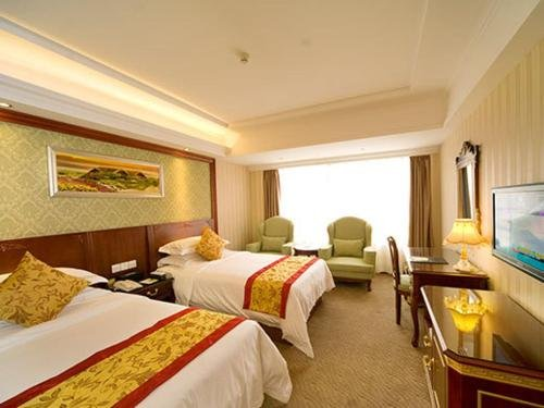 Vienna International Hotel Ningbo Wanda - фото 2