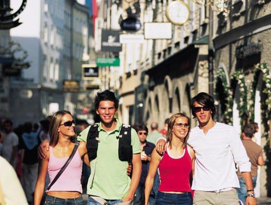 JUFA Hotel Salzburg - фото 17