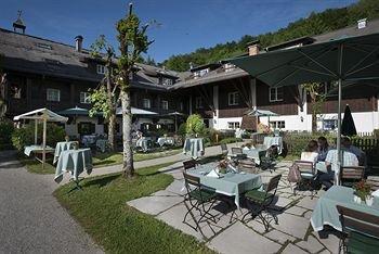 Romantikhotel Die Gersberg Alm - фото 18