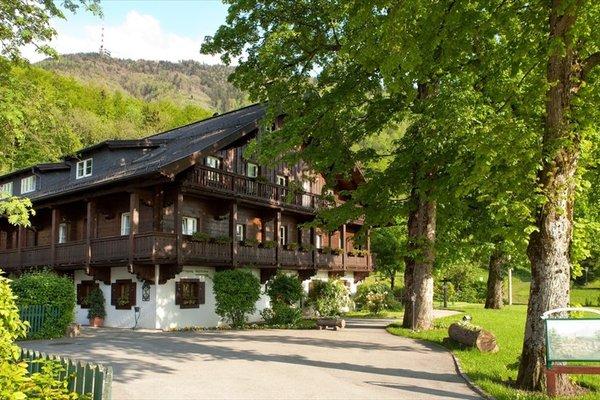 Romantikhotel Die Gersberg Alm - фото 22