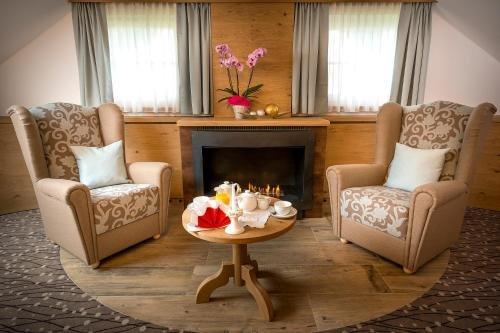 Romantikhotel Die Gersberg Alm - фото 6