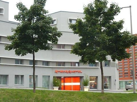 BEST WESTERN PLUS Amedia Art Salzburg - фото 23