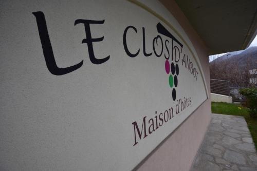 Maison d'Hotes Le Clos d'Anbot - фото 20