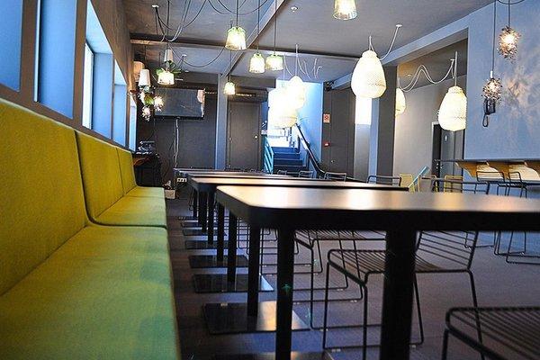 Tattva Design Hostel - фото 12